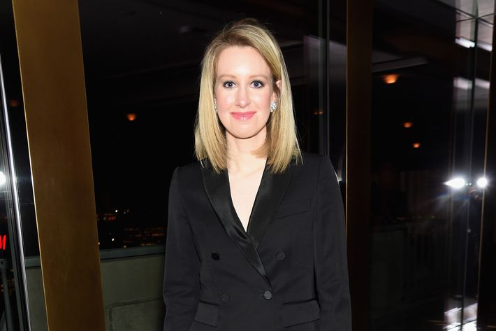 Elizabeth Holmes And Theranos Settle Over Fraud Allegations
