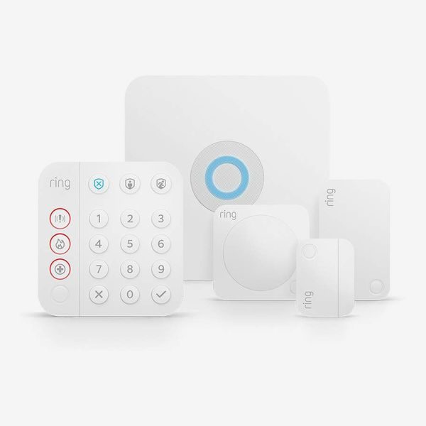 All-new Ring Alarm 5 Piece Kit (2nd Generation) by Amazon