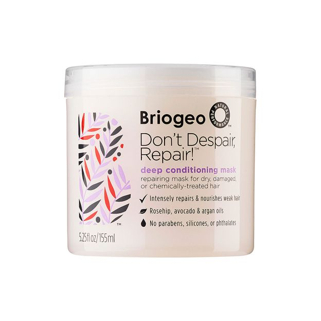 Photo 5 from Frizzy Hair: Briogeo Don't Despair Repair Deep Conditioning Mask