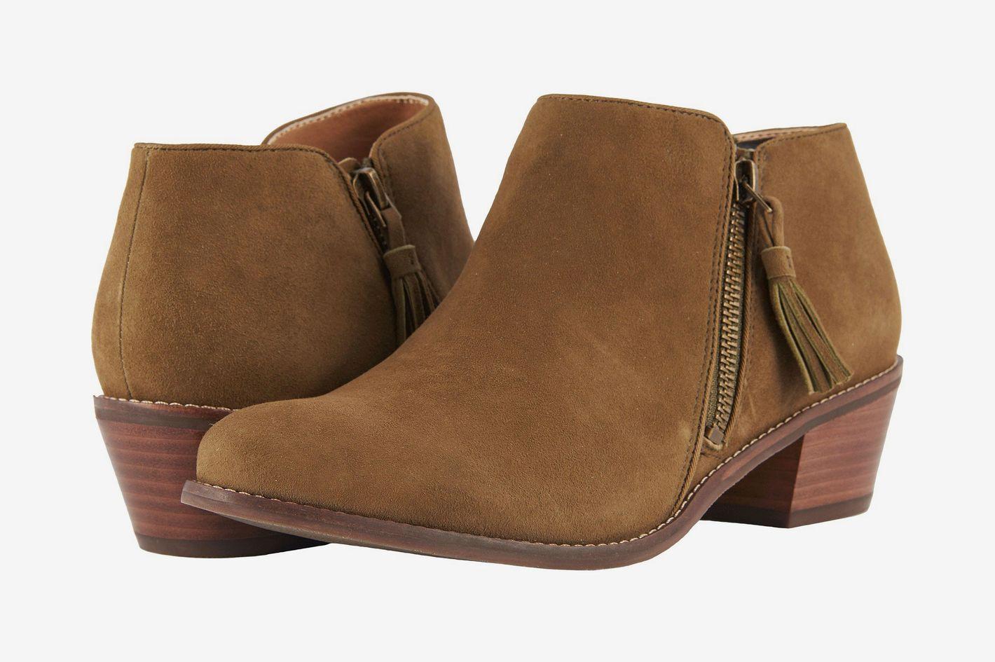 c335848f08 The best heeled orthopedic boots. Vionic Serena