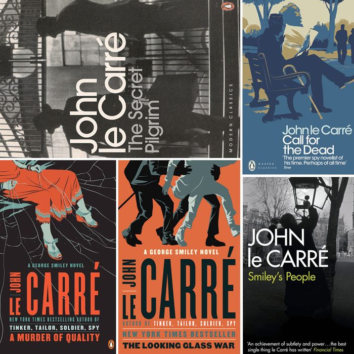 The Best Way to Read John Le Carré's George Smiley Books