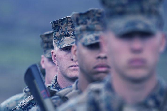 marines infantry officer