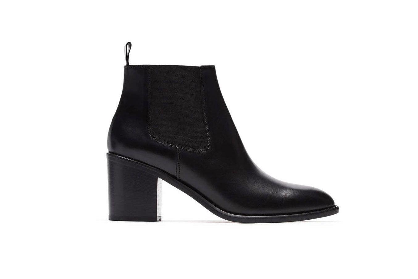 Jenni Kayne Heeled Chelsea Boot