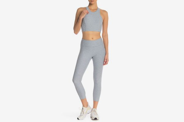 Outdoor Voices Warmup Fitted Leggings
