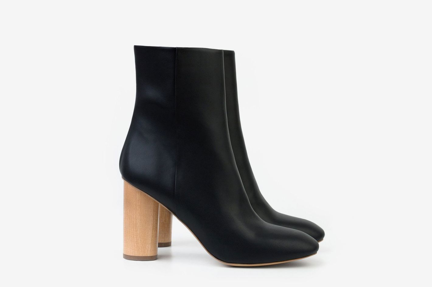 Sydney Brown High Ankle Boot