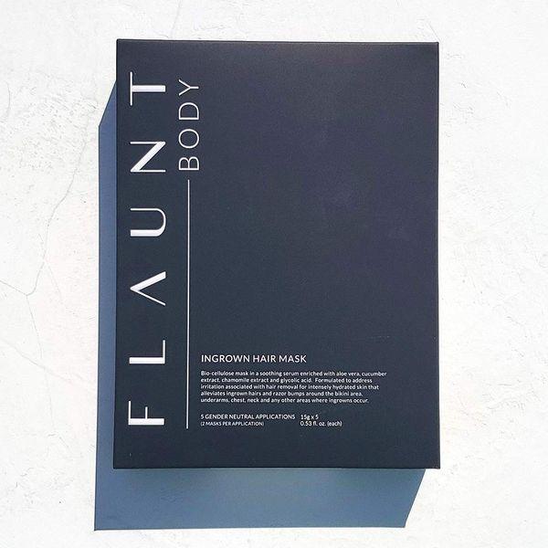 Flaunt Body Ingrown-Hair Mask, 5-Pack