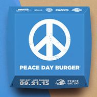 Burger King Agrees to Go Through With Its 'Peace Burger' Collaboration After All