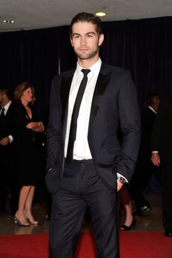 Actor Chase Crawford attends the 98th Annual White House Correspondents' Association Dinner