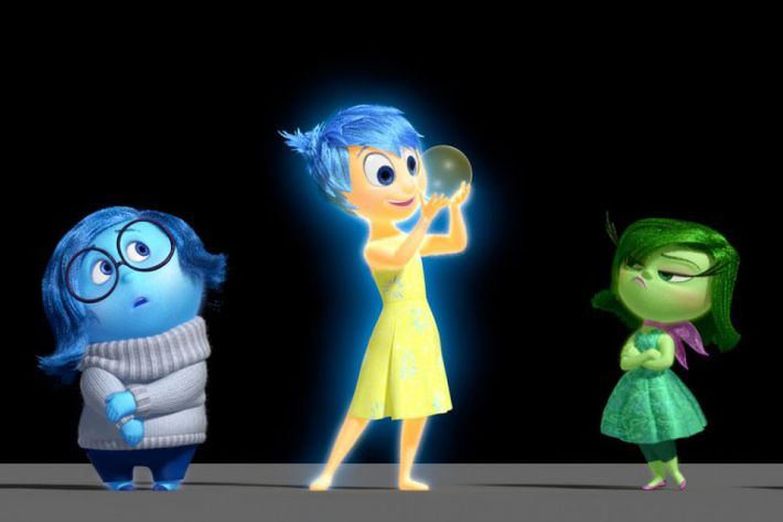 "Disney•Pixar's ""Inside Out"" takes moviegoers inside the mind of 11-year-old Riley, introducing five emotions: Fear, Sadness, Joy, Disgust and Anger. In theaters June 19, 2015. ?2013 Disney•Pixar.  All Rights Reserved."