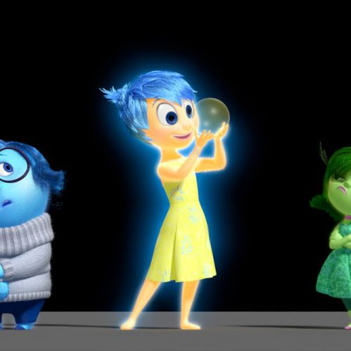 """Disney•Pixar's """"Inside Out"""" takes moviegoers inside the mind of 11-year-old Riley, introducing five emotions: Fear, Sadness, Joy, Disgust and Anger. In theaters June 19, 2015. ?2013 Disney•Pixar. All Rights Reserved."""