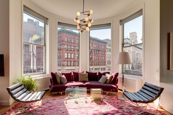 Tour a Redesigned Ladies' Mile Apartment