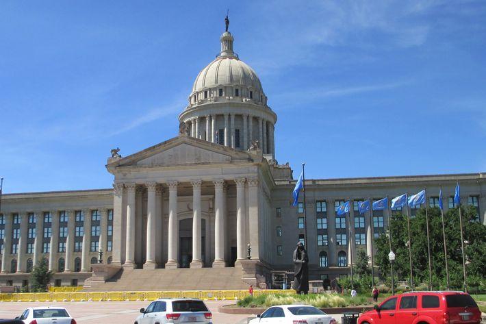Oklahoma State Capitol (Oklahoma City, Okalhoma)