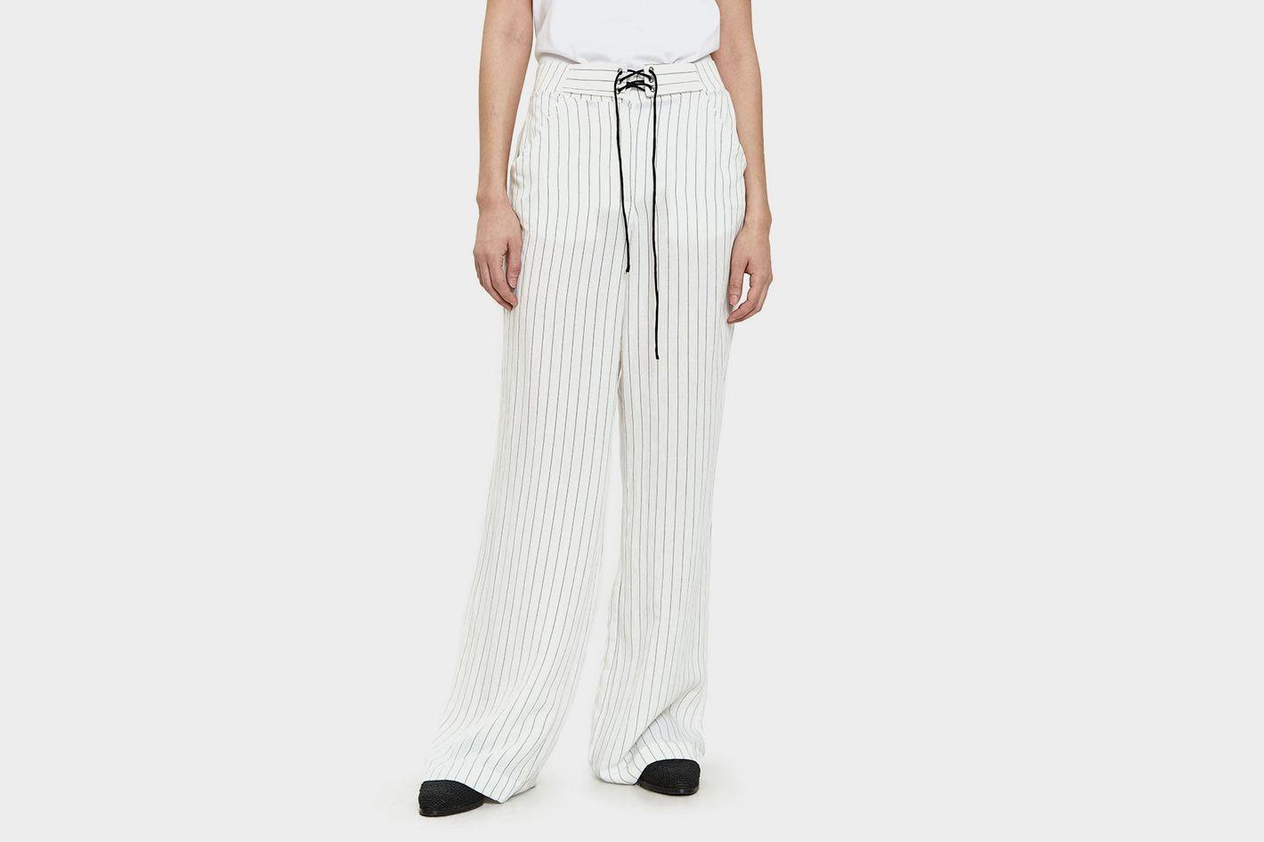 Farrow Clark Pants in White
