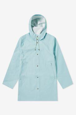 Stutterheim Stockholm Raincoat (Aqua)