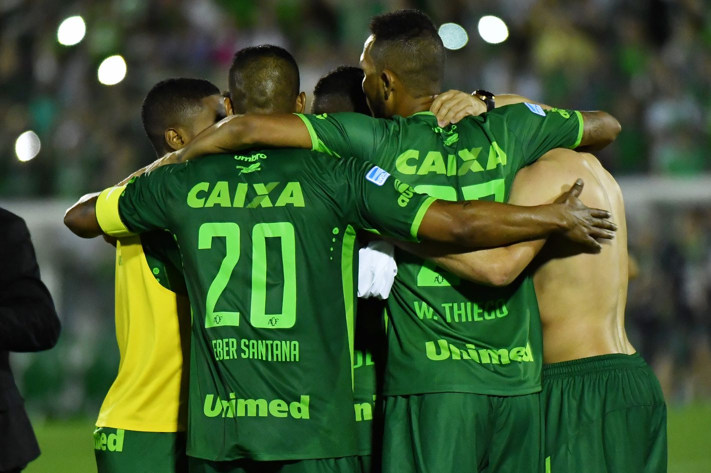 c236892dc14 Plane Carrying a Brazilian Soccer Team Crashes in Colombia, Killing More  Than 70