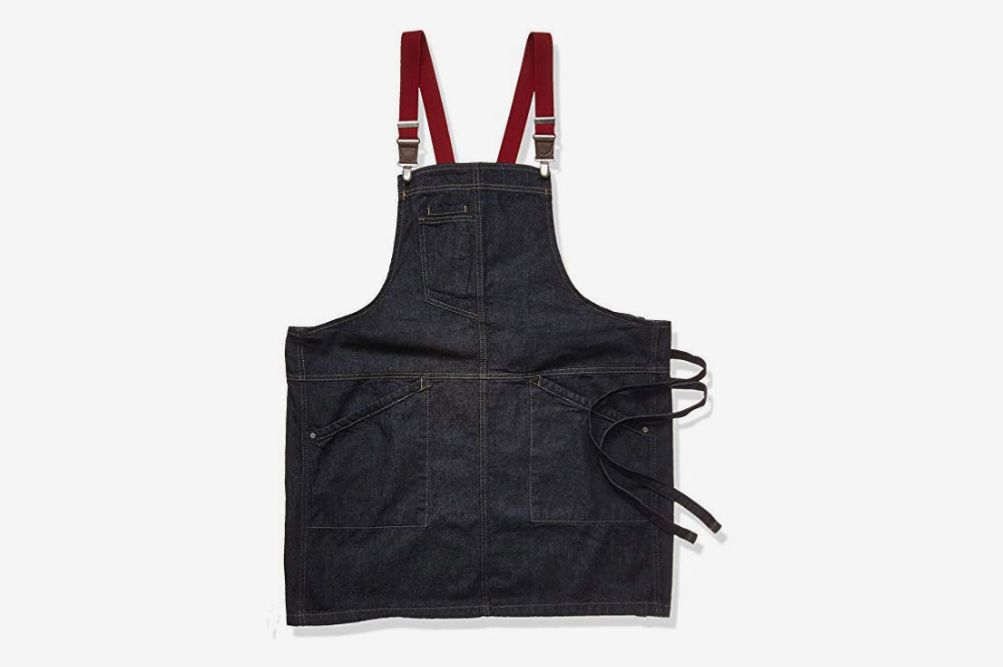 Chef Works Women's Berkeley Petite Bib Apron