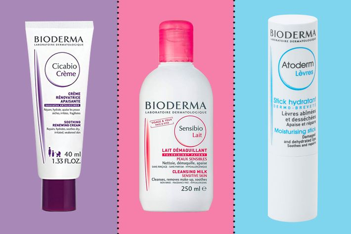 Three products from Bioderma — The Strategist reviews the skin care brand