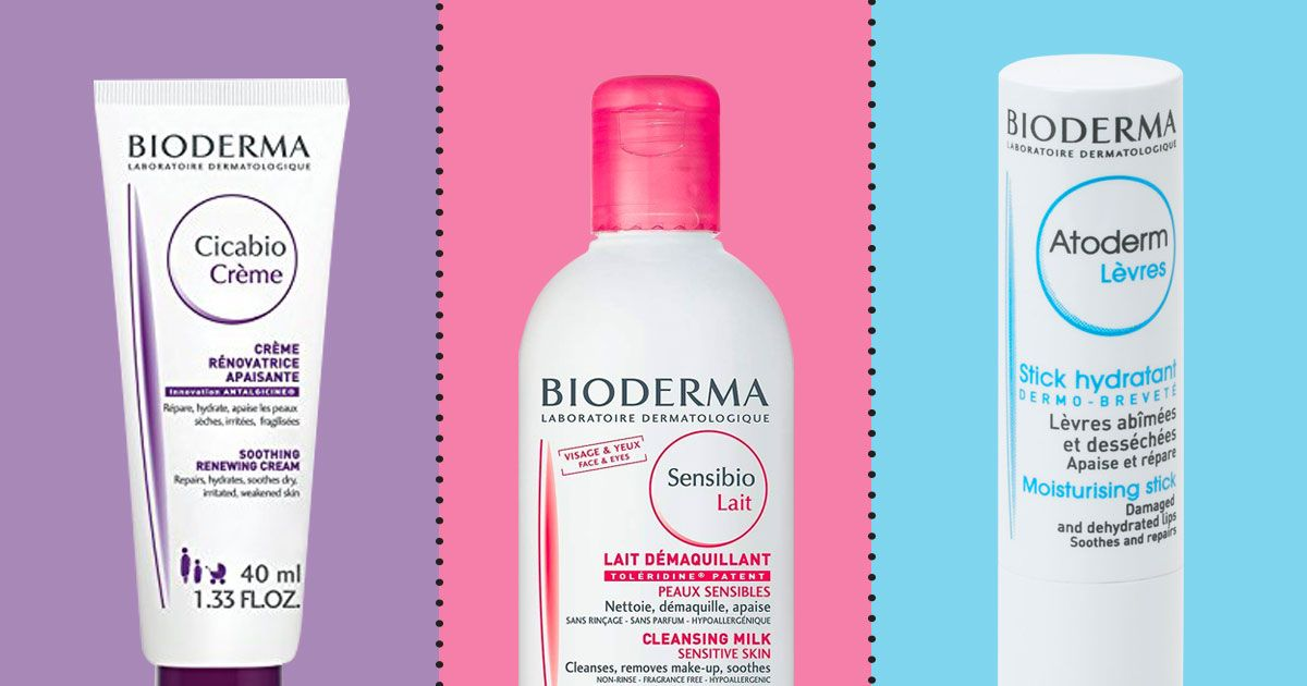 My 5 Favorite Products From Bioderma (That Aren't Micellar Water)