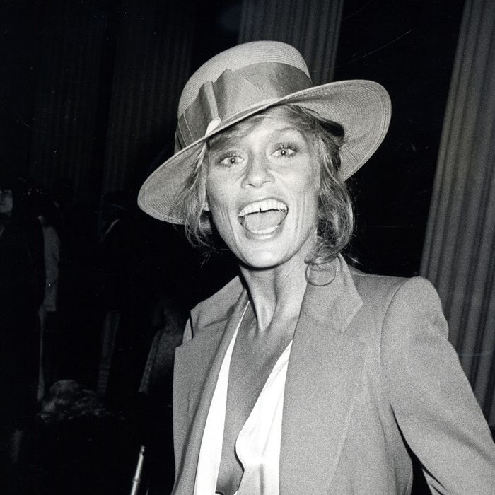 Lauren Hutton Reminds Us That She Came to New York for the Acid