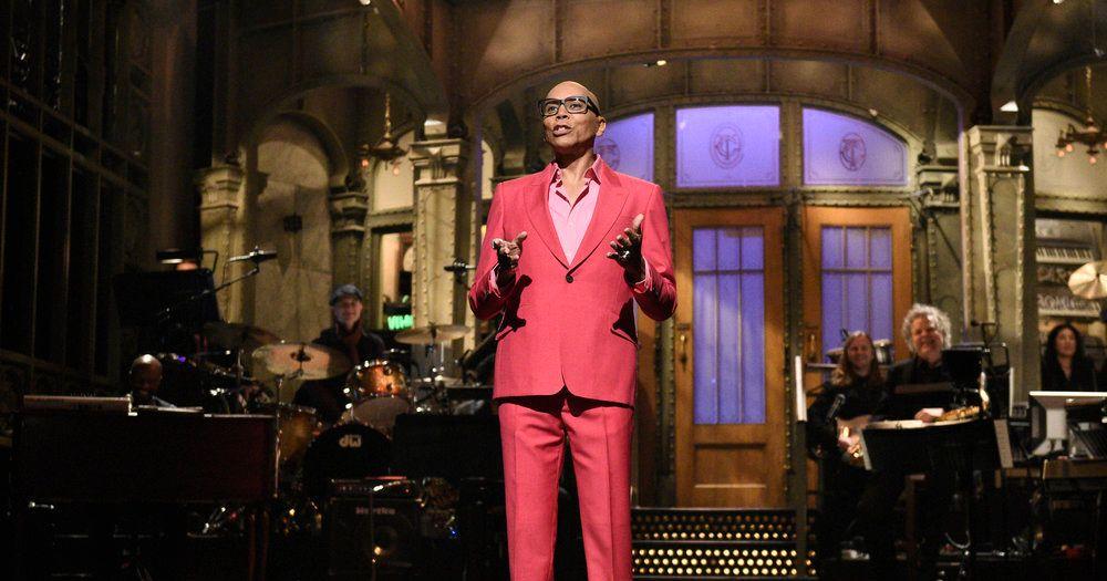 Saturday Night Live Recap: Come Through, RuPaul