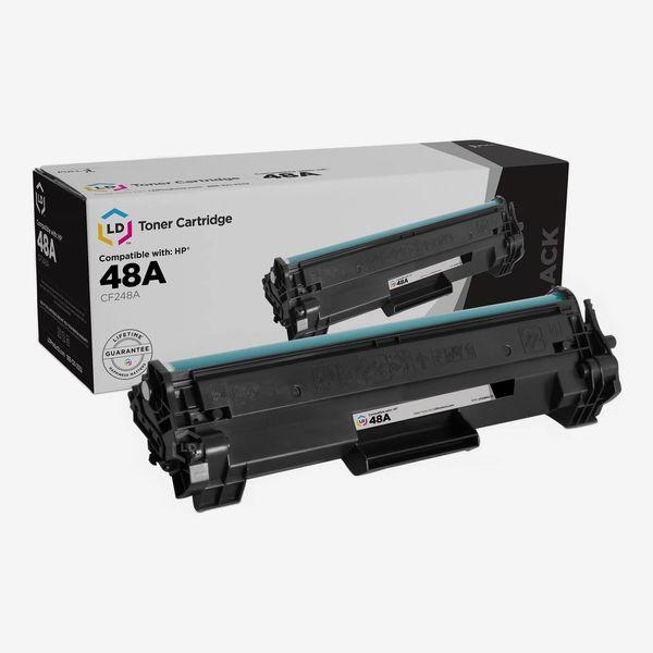 LD Products HP 48A (CF248A) Black Compatible Toner Cartridge