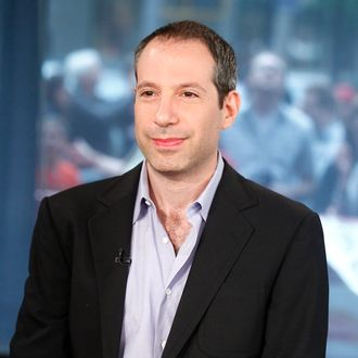 TODAY -- Pictured: Noah Oppenheim appears on NBC News'