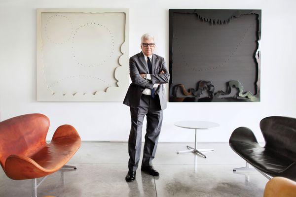 Inside Prada's Factory With Patrizio Bertelli