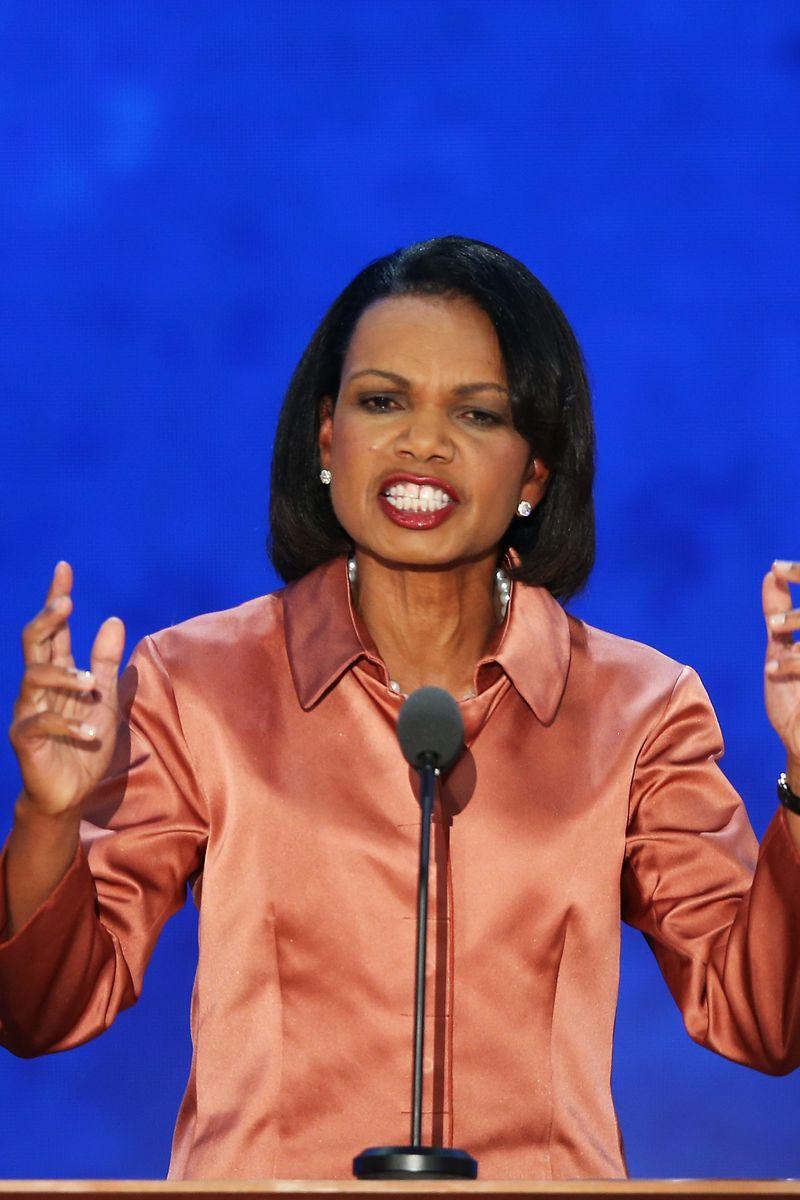 to discuss condoleezza rice s lipstick teeth the cut