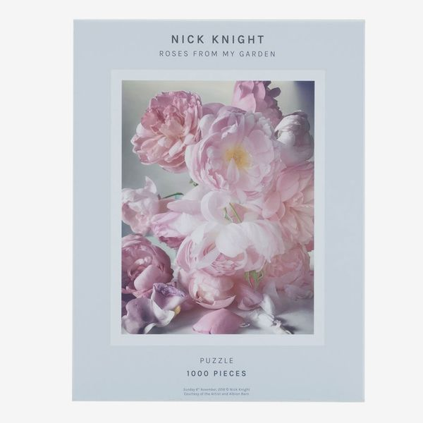 Nick Knight's Roses From My Garden 1000 Piece Puzzle