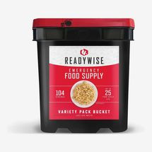 Wise Company Emergency Food Supply Variety Pack (104 Servings)