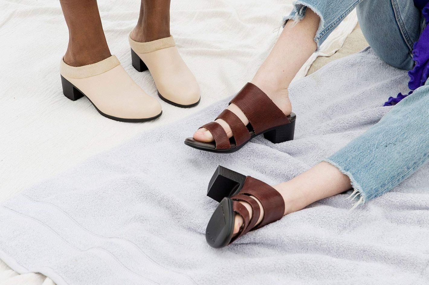 Three Strap Sandal