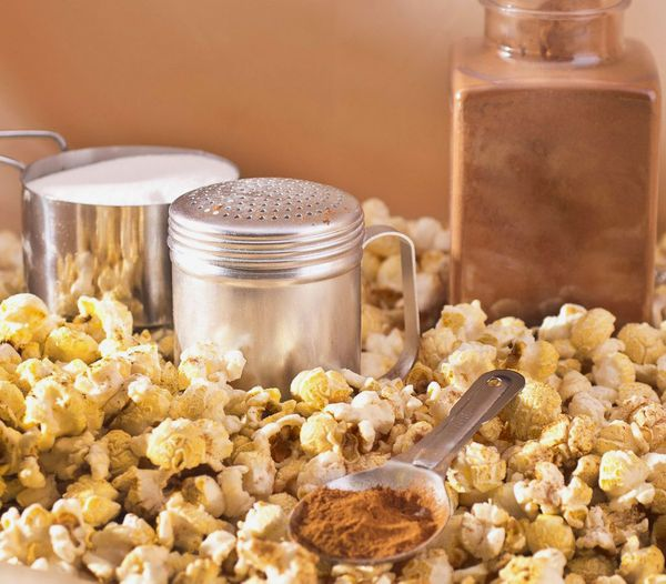 Poppington's Cinnamon Kettlecorn Popcorn