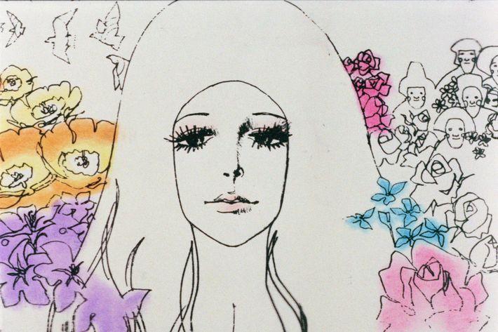 <i>Belladonna of Sadness</i>.