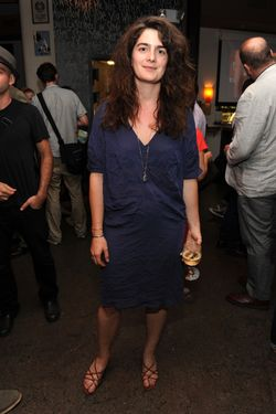 "NEW YORK - JULY 07:  Actress Gaby Hoffmann attends the ""Life After Wartime"" premiere after party at Scuderia on July 7, 2010 in New York City.  (Photo by Jason Kempin/Getty Images) *** Local Caption *** Gaby Hoffmann"