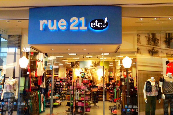 In select stores rue21 also offers rueGuy, an expanded men's department with a more male-inspired layout, design, and fashion selection. [13] On November 6, , rue21 began offering plus sizes for women, in various categories of merchandise, with their rue+ brand.
