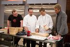 Top Chef Masters Recap: Dave Hill on Fried Shrimp Heads and Kathie Lee Gifford