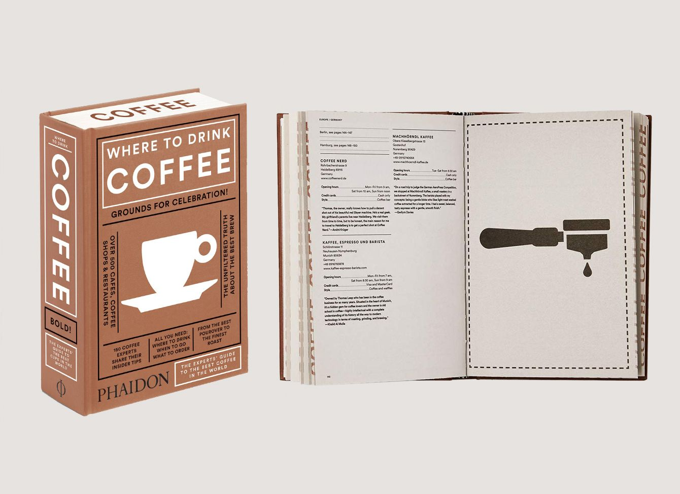 <em>Where to Drink Coffee </em>Book