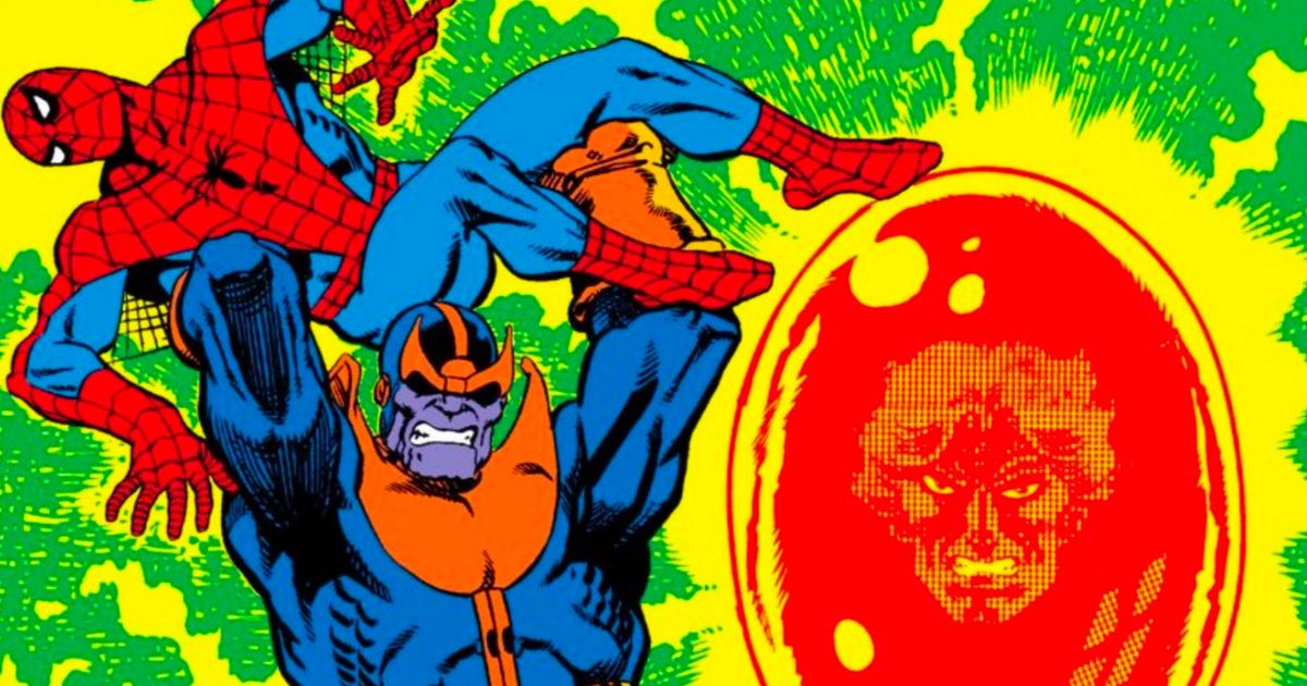 The Creator of Avengers: Infinity War Villain Thanos Hates Marvel Comics' Guts