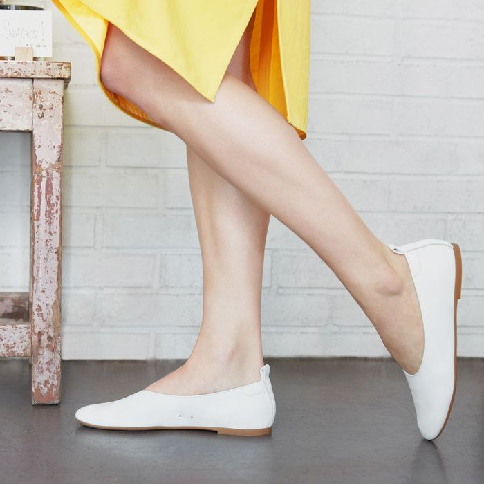 6bc7582d3e6 Everlane Day Glove Flats Review