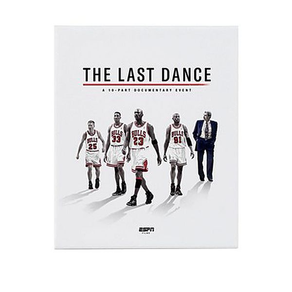 The Last Dance: Blu-ray Gift Set