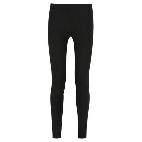 "Stretch-gabardine leggings-style pants, <a href=""http://www.net-a-porter.com/am/product/428240"">$295</a>."