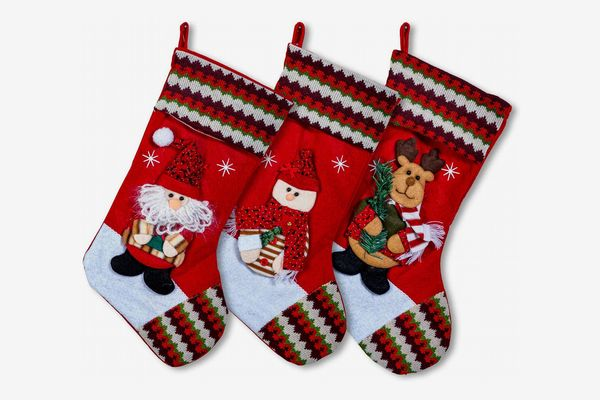 Imperial Home Classic Christmas Stockings 18