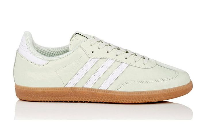 Adidas Women's Samba Sneakers, Mint