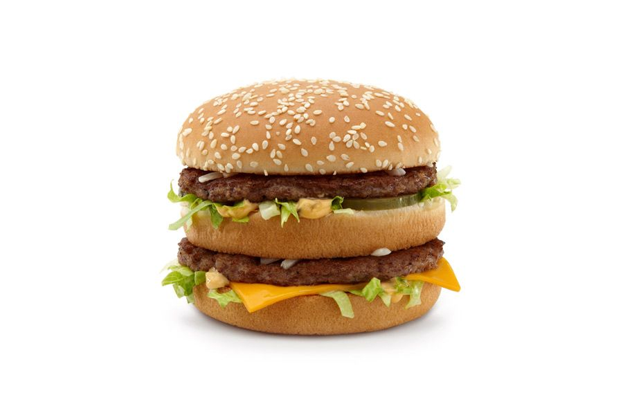 1 big mac - photo #2