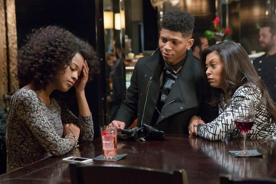Who is hakeem dating on empire