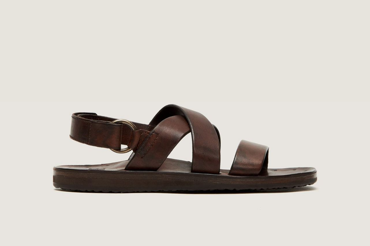 Frye Cape Cross Strap
