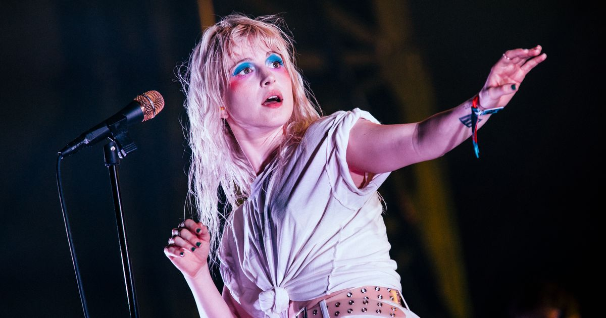 Whoa, Well She Never Meant to Brag, But Paramore's Hayley Williams Is Going Solo