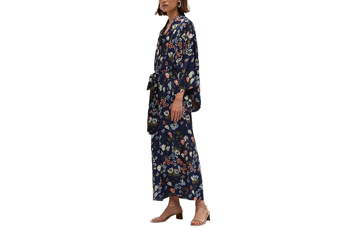 Farrow Cora Floral Kimono