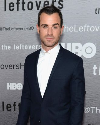 NEW YORK, NY - JUNE 23: Actor Justin Theroux attends