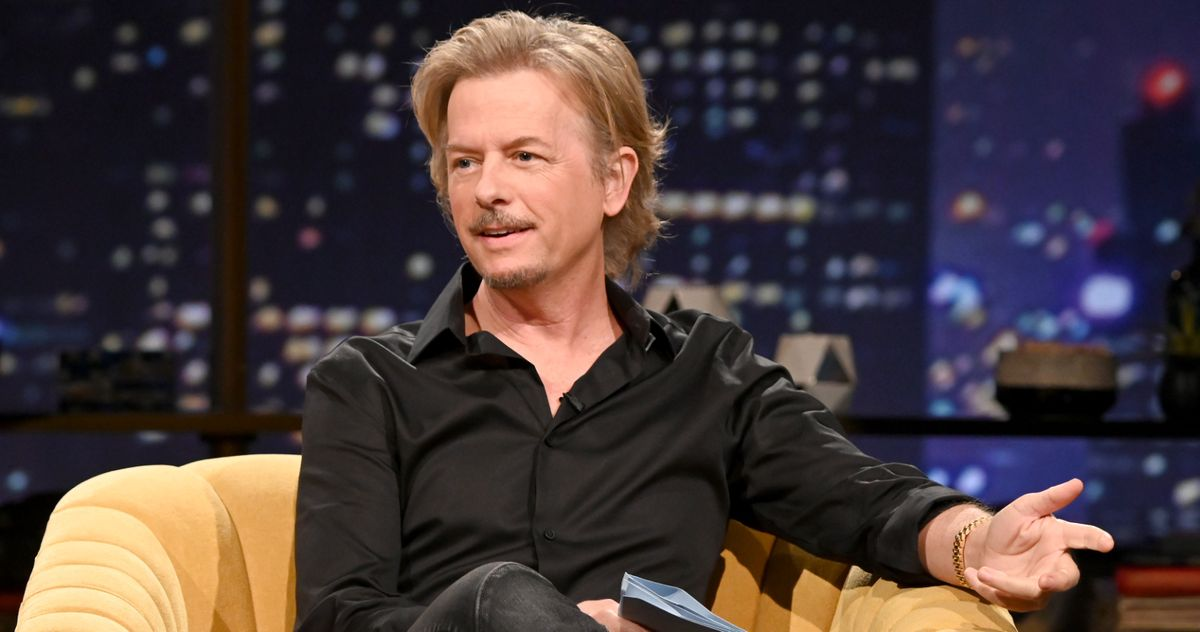 Comedy Central Shuts Off the Lights Over at Lights Out With David Spade